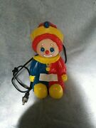 Extremely Rare Vanity Fair By Ertl Vintage Clown Baby Monitor
