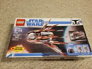 Lego Star Wars The Clone Wars Count Dookuand039s Solar Sailer 7752 Brand New