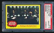 1977 Star Wars And039meeting At The Death Starand039 169 Psa 10 - 1/13