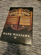 Time Life Country Western Classics Box Set Hank Williams 8track