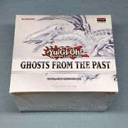 Yugioh Ghosts From The Past 1st Edition Display Box 15 Packs New Sealed