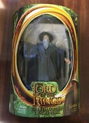 The Lord Of The Rings Fotr Gandalf Action Figure New 2001 Toybiz Light Up Staff