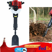 Mobile Planting Shovel Drilling Machine Single Cylinder With Air-cooled System