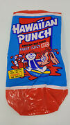 Hawaiian Punch Fruit Juicy Red Hanging Inflatable Blow-up Bottle 18 Vintage New