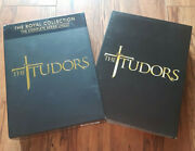 /2309 The Tudors Royal Collection Complete Series 1 2 3 4 Dvd Box Set Rare Oop