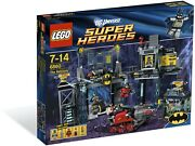 Lego Super Heroes The Batcave 6860 New Mint Sealed Rare Retired Set Discontinued