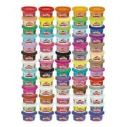 Play-doh Ultimate Color Collection 65-pack Of Assorted Modeling Compounds For