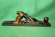 Great User Stanley Bedrock No 606 Fore Plane 1898-1941 Usa Invny68