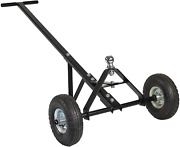 Trailer Dolly Pneumatic Tires Maximum Capacity Quickly Move Boat Utility Trailer