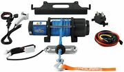 Polaris Oem Pro Hd 4500 Winch For Rzr® 800 / 570 Part Number 2879144