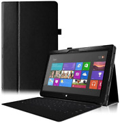 For Microsoft Surface Rt / Surface 2 10.6 Tablet Cover , Ultra Slim Folio Stand