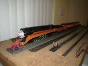 Lionel 6-8307 Southern Pacific Sp Daylight Gs-4, Tender And 4 Madison Cars