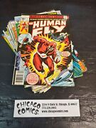 Human Fly 1-16 And 18 Near Complete Set Marvel Comics 1977 Vg-fn