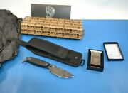 Scarce Dpx Hest Hs 2 Survival Knife Zippo Lighter Limited Edition 49 Of 200