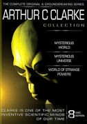 Arthur C. Clarke Collection Complete Series Dvd New Mysterious World Universe