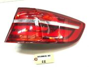 2008-2014 Bmw X6 E71 Right Passenger Rear Outer Taillight Oem