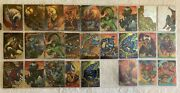 1995 Fleer Ultra Spiderman Subsets And Extras Nmt Please Read Description