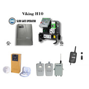 Viking H10 Slide Gate Operator Photocell Multicode Receiver Control And Monitor