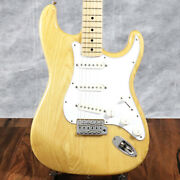 Fender Japan Exclusive Classic 70s Stratocaster Natural Gg9w8