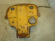 1952 Ford 8n Tractor Dash Instrument Panel W/ Tach