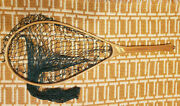 Orvis Wooden Fly Fishing Landing Net - 25 X 9 - Fished A Few Times - Excellent