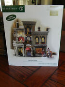 Dept 56 Cic Christmas In The City Jamison Art Center Brand New Free Shipping