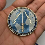 Nsa/css Middle Eastern Cryptologist Center Signal Intelligence Challenge Coin