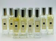 Jo Malone Cologne 1 Oz / 30 Ml Choose Scent Nwob + Free Shipping