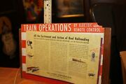 Vintage 1942 Lionel Trains Catalog Operations Front Page Only