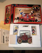Vintage Lionel Large Scale Mickey Mouse And Donald Duck Handcar W/ Box 8-87207