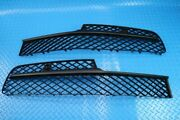 Bentley Continental Flying Spur Front Bumper Black Grille Left And Right 9886