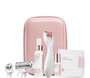 Beautybio Glopro Microneedling Tool W/ Face Eye And Body Rollers And Organiser Case