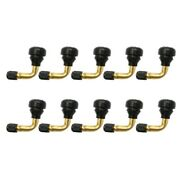 10pcs Valve Stems For Moped Scooter High Quality Motorcycle Tubeless Tires