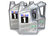 Mobil 1 Motor Oil - 10w30 - Synthetic - 5 Qt - Set Of 3