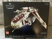 Lego 75309 Star Wars Ucs Republic Gunship Brand New And Sealed And Ready To Ship