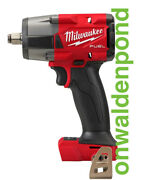 M18 Fuel Gen2 1/2 Impact Wrench Milwaukee 2962-20 Brushless Mid Torque Tool