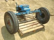 1955 Ford 960 Tractor Wide Front End Assembly 900