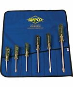 Ampco Safety Tools M-39 Screwdriver Kit Non-sparking Non-magnetic Corrosion R...