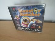 Monster Rancher Sony Playstation 1 Ps1 New Sealed Pal Version Italian