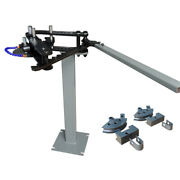 2 Manual Operated Tube And Pipe Bender Bending 120 Degrees