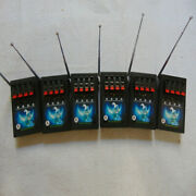6pcs 4cues Fireworks Firing System Specially Effect Wireless Receiver Salvo Fire