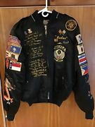 Iraq War U.s Army Snipers Personal Tour Jacket - Rough And Ready Ca
