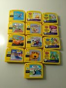 Lot Of 13 Leap Frog My First Leap Pad Preschool Game Cartridges
