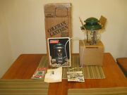 New Coleman Single Mantle Lantern Green 200a 200a700 Dated March 1981