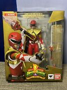 S.h. Figuarts Armored Red Ranger - Mighty Morphin Power Rangers