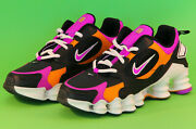 New Rare Nike Shox Tl Nova At8046-002 Womenand039s Us Size 7 Athletic Shoes Sneakers