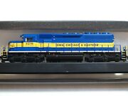 Bowser Ho 25054 Sd 40-2 Diesel Engine  Iowa Chicago And Eastern I.c.e. 6216