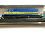 Bowser Ho 25055 Sd 40-2 Diesel Engine  Iowa Chicago And Eastern I.c.e. 6212