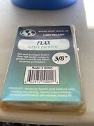Western Pacific Trading Flax Shaft Packing 3/8andrdquo Model 10005