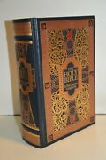 2012 Gustave Dore Illustrated Holy Bible King James Version Leather Bound